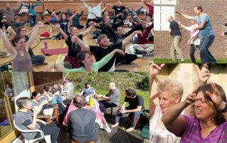 workshop - geef je lichaam zijn kracht terug