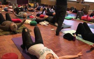 opleiding BackMitra trainer voor yoga leraren