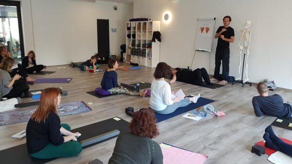 Opleiding BackMitra voor yogaleraren en therapeuten