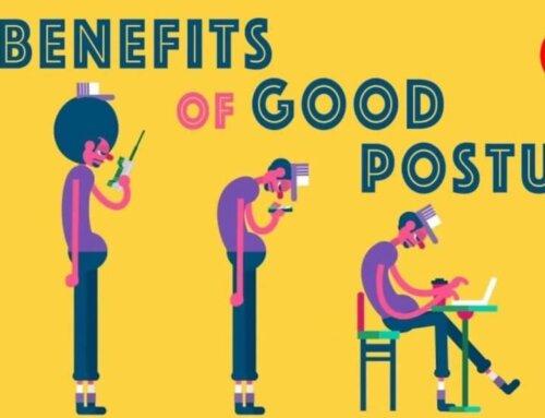 De voordelen van een goede lichaamshouding