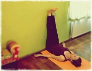 5 Relaxing Yoga Exercises for a Good Night Sleep-Legs-up-the-wall-pose