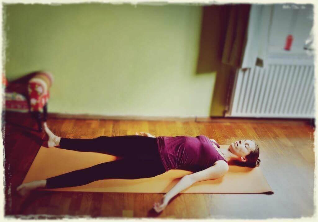 5 Relaxing Yoga Exercises for a Good Night Sleep-Savasana-Corpse-Pose