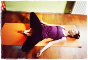 5 Relaxing Yoga Exercises for a Good Night Sleep-Supta-Baddhakonasana-Lying-Butterfly-Pose